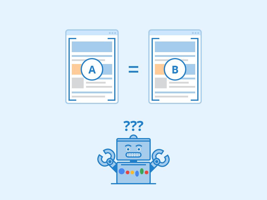 Référencement : que savez-vous du contenu dupliqué ?